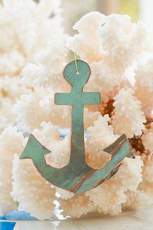 Hatteras Island, Carolina do Norte: Recycled Copper ornaments handmade in NC