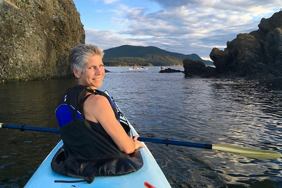Eastsound, WA: another relaxed summer paddle