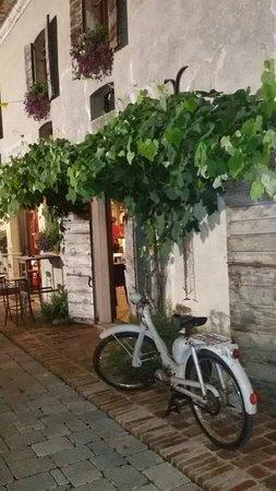 Ponte di Piave, Italia: Locale caratteristico