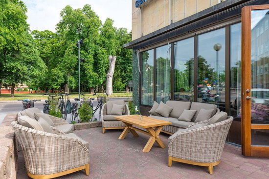Clarion Collection Hotel Slottsparken, Hotels in Linkoping
