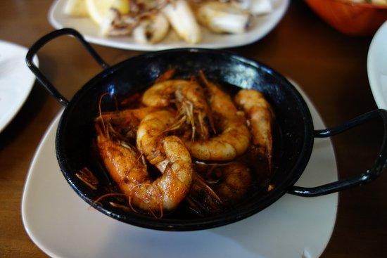 La Tasca: 蒜頭蝦