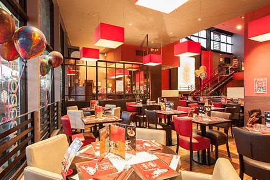 Restaurant Hippopotamus Aubagne