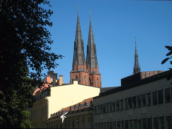 Uppsala, Sweden: First views
