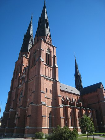Uppsala, Sweden: Marvellous towers