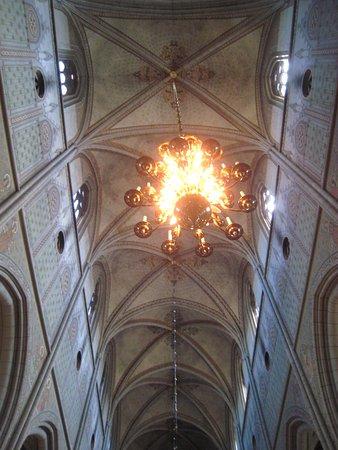 Uppsala, Swedia: Gorgeous ceiling