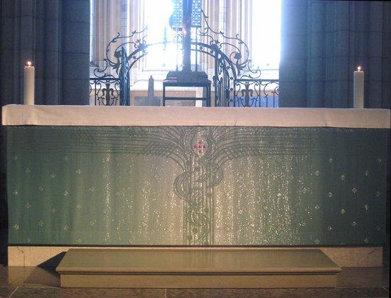 Uppsala, Sweden: Altar