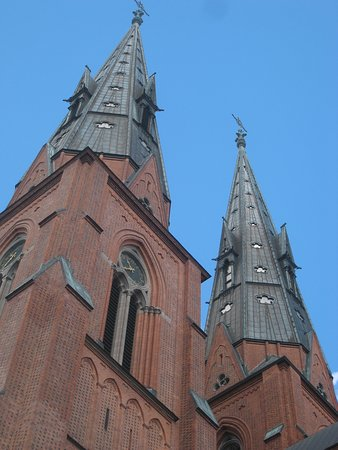 Uppsala, Sverige: Marvellous build