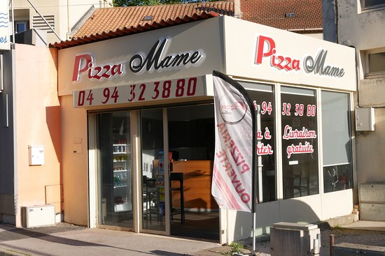 pizzamame six fours les plages restaurant avis num ro de t l phone photos tripadvisor. Black Bedroom Furniture Sets. Home Design Ideas