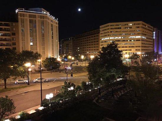 華盛頓廣場酒店照片