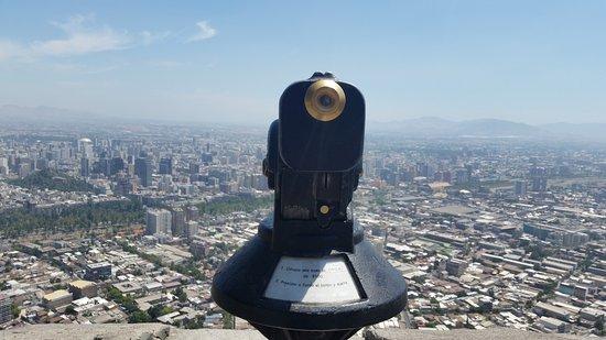 Santiago, Şili: Vista