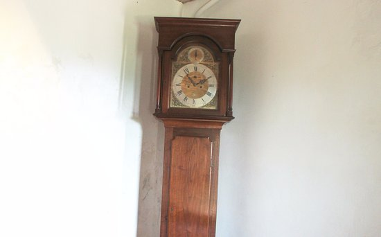 Charlottesville, VA: It is said that Jefferson never entered the kitchen save to wind this clock