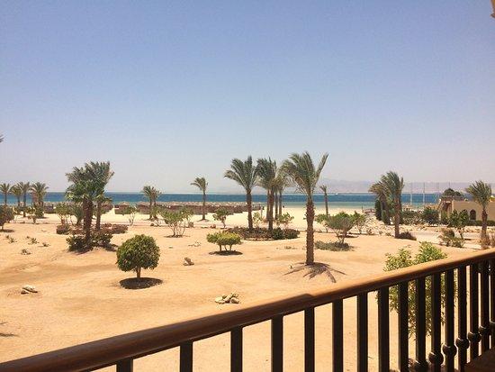 Kempinski Hotel Soma Bay: View from my room