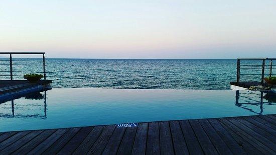 Kypseli, Grecia: Infinity pool
