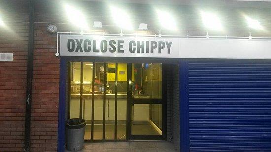 Washington, UK: Oxclose Chippy