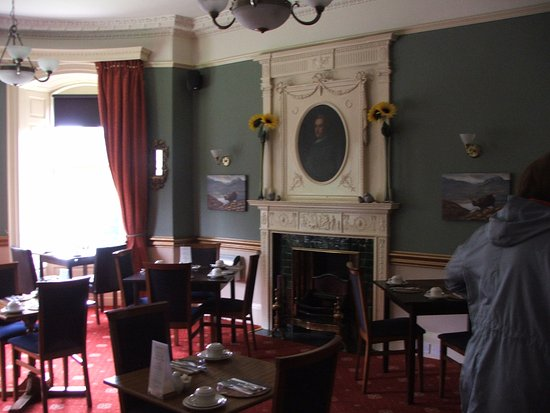 Peebles, UK: Breakfast Room