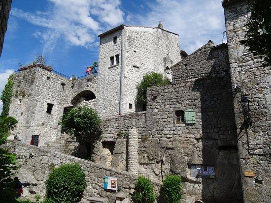 Balazuc, Francia: Maisons anciennes