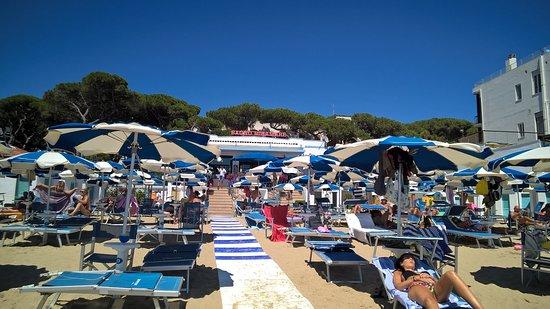 Bagni Miramare - Picture of Bagni Miramare, Follonica - TripAdvisor
