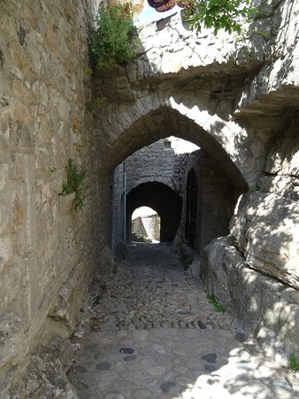 Balazuc, Francia: Ruelle