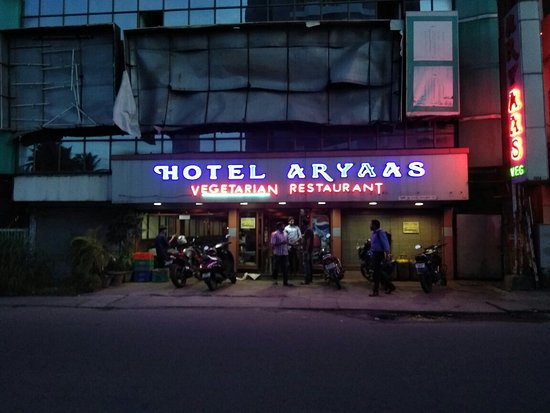 Hotel And Restaurant Aryaas