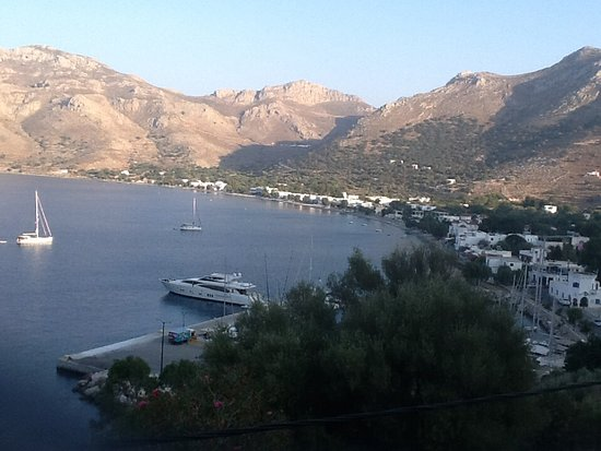 Livadia, اليونان: Livadia Bay
