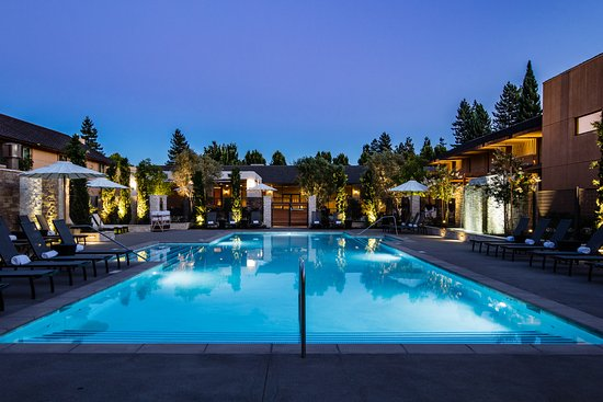 Marriott Napa Valley Hotel And Spa