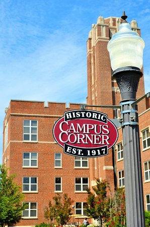 Historic Campus Corner District