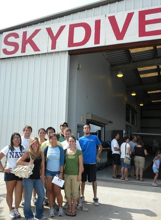 Skydive Space Center: (2010)
