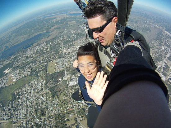 Skydive Space Center: March 2016