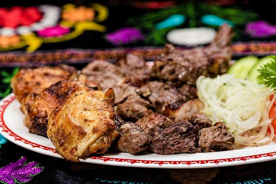 Uchkuduk Uzbek Cuisine
