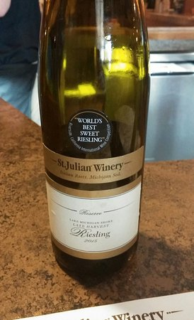 Paw Paw, MI: St. Julian Winery