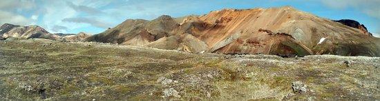 Landmannalaugar hills