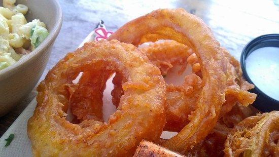 Washington, UK: Onion Rings
