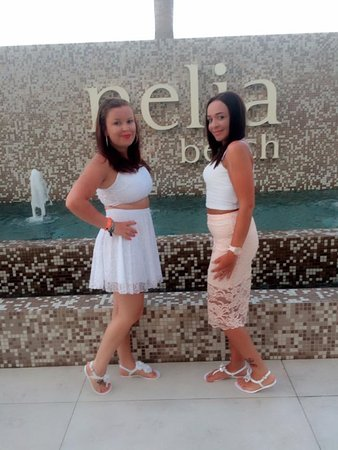 Nelia Beach Hotel: hotel