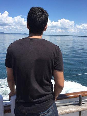 Saint Andrews, Kanada: Jolly Breeze Tall Ship Whale Adventures