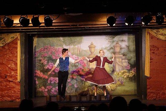 Virginia City, MT: Vaudeville