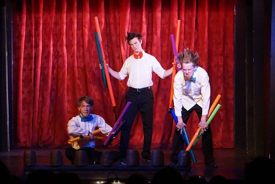 Virginia City, MT: Boomwhackers