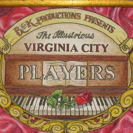 Virginia City, MT: Logo