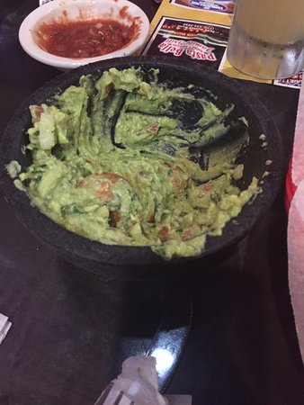 Austell, GA: table-side guacamole