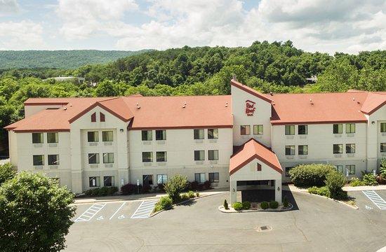 Red Roof Inn Roanoke - Troutville: Exterior