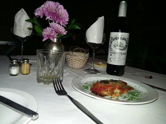 Uniondale, Южная Африка: Die Watermeul Restaurant