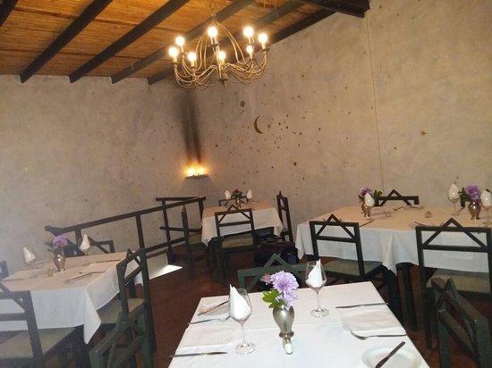 Uniondale, Güney Afrika: Die Watermeul Restaurant
