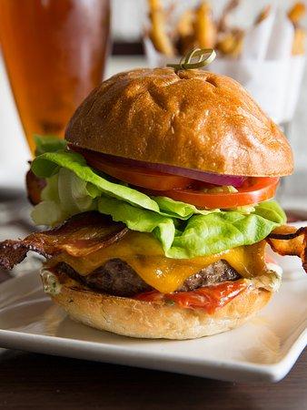 Wayne, بنسيلفانيا: Paramour Burger