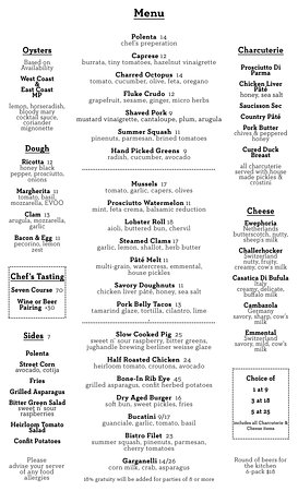 ‪‪Red Bank‬, نيو جيرسي: LUNCH/DINNER MENU Summer 2nd Edition‬