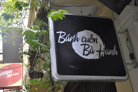 Banh Cuon Ba Hanh Avatar Draw Your Attention And Go For It Picture