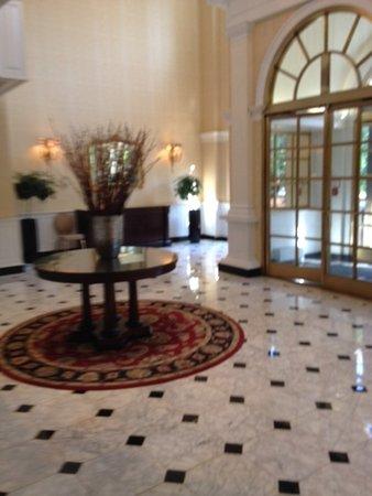 The Fairfax at Embassy Row, Washington D.C.: Fairfax second entrance