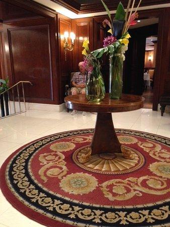 The Fairfax at Embassy Row, Washington D.C.: Fairfax main lobby