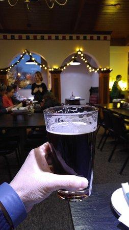 Menomonee Falls, WI: DeMarini's at holiday time. Cheers!