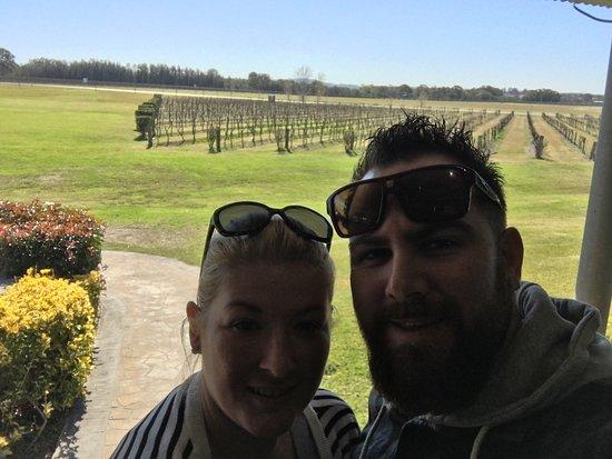 Pokolbin, Australië: Just a tiny snapshot of all the fun we had 🍷🍷👍🏻😊