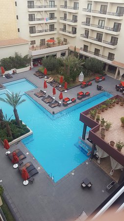 Red Hotel Marrakech Picture