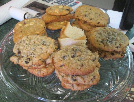 Stumphole Landing: Cookies